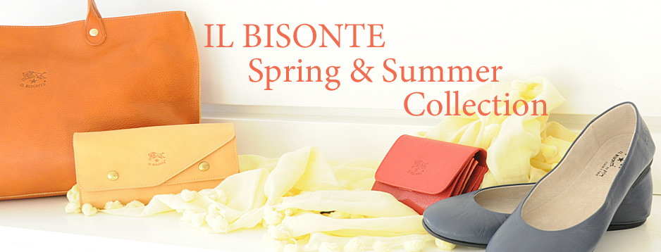 IL BISONTE�ʥ���ӥ���ơ�2014 Spring & Summer Collection