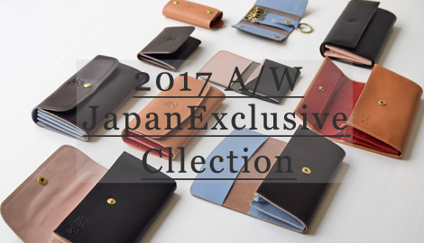 2017A/W JAPAN EXCLUSIVE